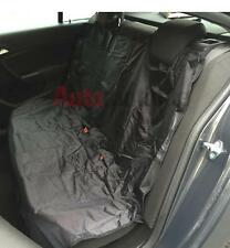 Bmw E46 3 Series Coupe 2 Dr trasera cubierta de asiento Resistente Negro Impermeable