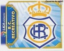 ECUSSON ESCUDO RC.RECREATIVO STICKER PANINI CROMO LIGA 2012