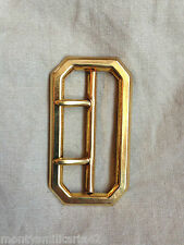Original WW2 RAF Officers/OR's Service Dress Tunic Brass Belt Buckle