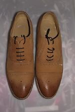 Men's Clarks shoes size uk 11 eur 46 Light brown two tone tan BNWT