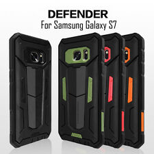 Samsung Galaxy S7 Nillkin Defender OtterBox Style Hard Rugged Tough Case Cover