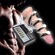 Electronic Pulse Rings For Man Penis Enlarger Extention Erection Impotence Aid