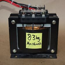 Single Phase Step down Transformer  0.75kva Input 220V Output 110V