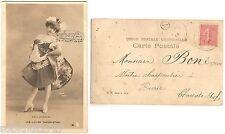 CPA Walery Paris old postcard comédienne Les Jolies Caméristes ARLIE ARLINGTON