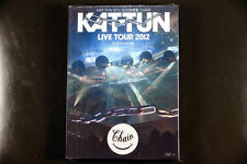 JPOP Concert KAT-TUN Live Tour 2012 Chain at Tokyo Dome DVD