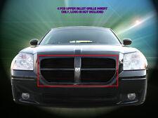 Fedar 2005-2007 Dodge Magnum Black Billet Grille Upper Grill Insert