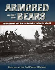 Armored Bears: The German 3rd Panzer Division in World War II (Volume 2), Tradit