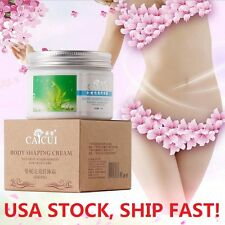 100%Pure natural Fat Burning Body Slimming Cream Gel Anti Cellulite Weight lose