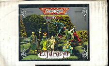 FENRYLL 1  BOITE FDA03 7 FIGURINES POUR ELFDRASYLL
