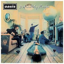 OASIS – DEFINITELY MAYBE – NEW 2014 RE- ISSUE 3 CD ALBUM SET