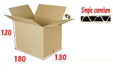 pour lots et envoi ... 100 boîtes emballage carton 180 X 130 X 120 mm SC10