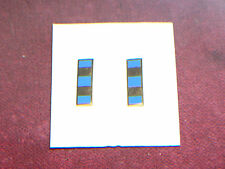 2 - U.S. AIR FORCE (USAF) VIETNAM ERA CHIEF WARRANT OFFICER RANK INSIGNIA / PINS