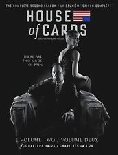 House of Cards: Season 2 (Blu-ray Disc, 2014, Canadian)