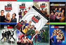 NEW BIG BANG THEORY SEASON 1-9 COMPLETE SET SERIES SEASONS 1 2 3 4 5 6 7 8 9 ALL