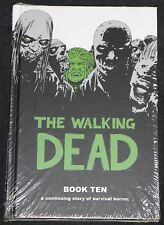 2014 Image The Walking Dead Book 10 Hardcover NM HC Sealed Comic Kirkman TV