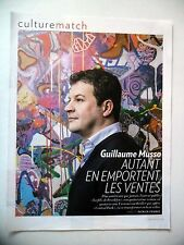 COUPURE DE PRESSE-CLIPPING : Guillaume MUSSO [3pages] 03/2016 Fille de Brooklyn