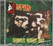 THE MISFITS Michigan Union Ballroom,Detroit 1983: Ghouls Night Out Live KBD Punk