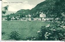 lo 138 Anni 30 LAVENO (Varese) Scenari in fiore -non viagg FP Ed.Morlotti Laveno