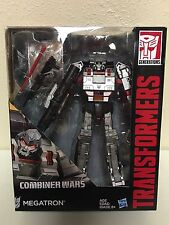 Transformers Generations Combiner Wars Leader Class Megatron G1 Color MISB