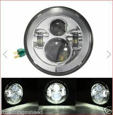 MOTORCYCLE,HARLEY,DAVIDSON,1X,7inch,LED,HEADLIGHT,CUSTOM,CHOP,TRIKE,