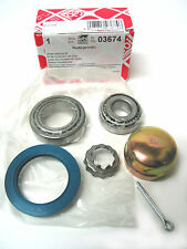 FEBI Rear Wheel Bearing Kit for VW Polo, Golf Mk1 Mk2 Mk3 inc GTi & Convertible