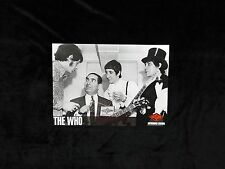 The Who Rotosound Promo Poster    The Who