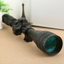 "4-16x50 Illuminated MilDot Reticle Rifle Sight Scope 1"" Tube for 11mm Rail Mount"