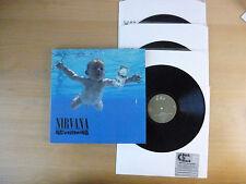 Nirvana – Nevermind, 4 LP Box, Back To Black, 180 gr.  Vinyl: vg+