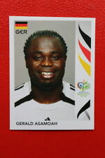 PANINI FIFA WORLD CUP GERMANY 2006 06 N. 32 DEUTSCHLAND ASAMOAH  MINT!!!