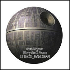 Fridge Fun Refrigerator Magnet STAR WARS: DEATH STAR Version A Specialty Die-Cut