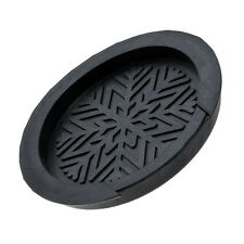 "Soundhole Sound Hole Cover Block Buster for Acoustic Guitar 41""/42"" Rubber Black"