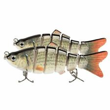 Lot 1pcs Kinds of Fishing Lures Crank baits Hooks Minnow Baits Tackle New