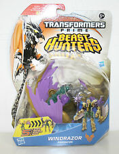 Hasbro TRANSFORMERS Prime Beast Hunters Windrazor Predacon Level 1 NEU OVP