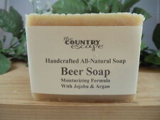 Beer All Natural Bath & Body Soap - Handcrafted – Hand Poured – Organic – Vegan
