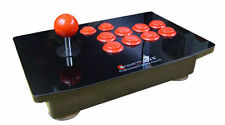 Pro Fighting Stick Arcade Street Fighter IV on PC PS2