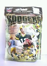 Aaron Rodgers Green Bay Packers NFL 100 Pieza Jigsaw Puzzle Bolsa
