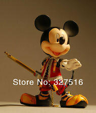 SERIE ORIGINALI Kingdom Hearts Sora vs MICKEY PVC Action Figure 19cm
