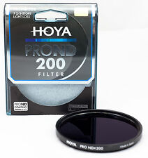 Hoya PROND 72mm ND200 (2.4) 7.67 Stop ACCU-ND Neutral Density Filter XPD-72ND200