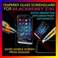 ACM-TEMPERED GLASS SCREENGUARD for BLACKBERRY Z30 MOBILE SCRATCH PROOF PROTECT