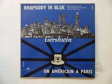 """GERSHWIN Rhapsodienin blue Un américain a Paris MMS 149      25 CMS 10"""""""