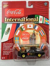 Johnny Lightning Coca-Cola International 1989 Nissan 240SX, New (2004), FS