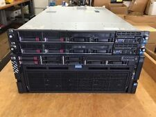 HP ProLiant DL580 G7 Server 4 x E7-4820 512GB RAM 2 x 146GB SAS P410I W/512