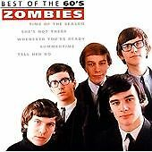 The Zombies - Zombies (Featuring She's Not There and Tell Her No, 2000) UK 60s