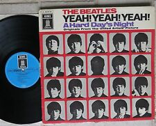 Beatles ‎– Yeah! Yeah! Yeah! (A Hard Day's Night) LP Odeon ‎– 1C 062-04 14