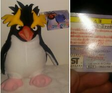 @1996 BANPRESTO PENGUIN PLUSH Pokemon Japan Super Mario GiG Ufo Catcher Prize