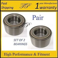FRONT WHEEL HUB BEARING FOR 2002-2003 MAZDA PROTEGE5 1990-1995 MAZDA323 (PAIR)