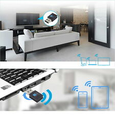 Mini 300Mbps USB WiFi Wireless N LAN Network Adapter Dongle Receiver 802.11n/g/b
