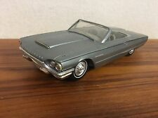 1964 Ford Thunderbird Promo Dealer Model Car Unique Color Vintage