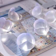 10 Stück Neu Tisch Eckenschutz Kantenschutz Schutzkappen Stoßschutz