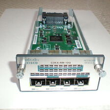 Cisco C3KX-NM-10G Switch Network Module 3560X/3750X Series funktionsgeprüft